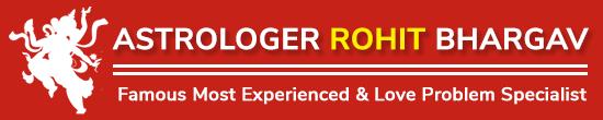 Astrologer Rohit Bhargav
